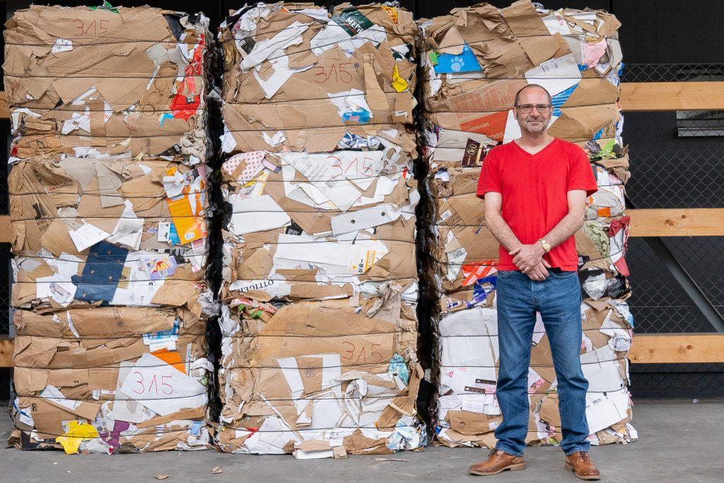 Abfallberater der Stadt Luzern, Othmar Fries