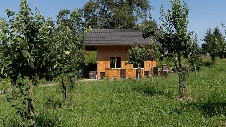 Haldihof Bienenhaus