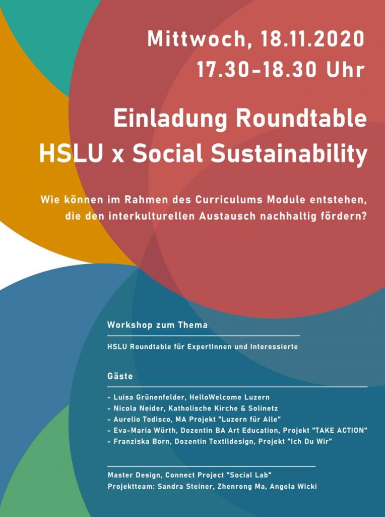Roundtable invitation